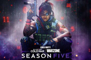 Call of Duty: Warzone, Season 5, Operators