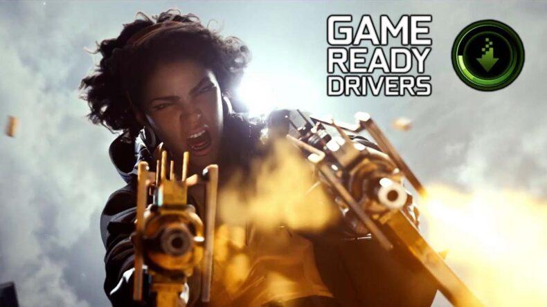 Nvidia Driver, Game Ready 472.12, Windows 11, DLSS
