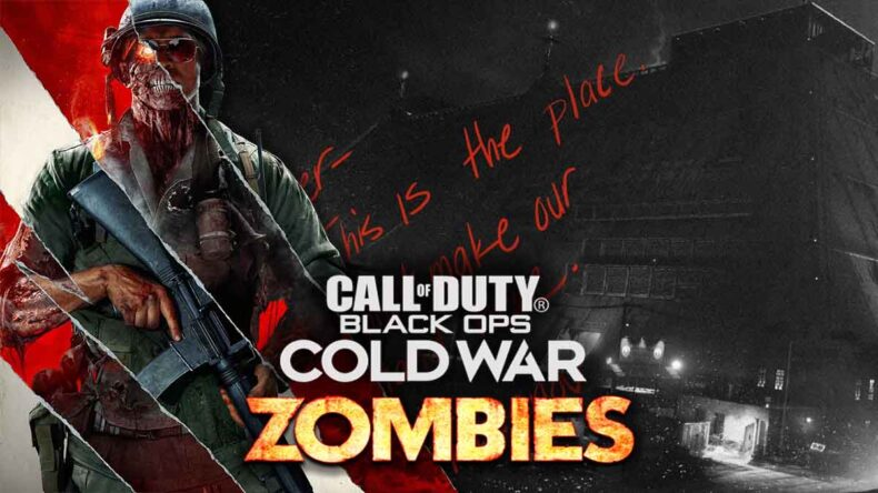 Call of Duty: Vanguard, Call of Duty: Black Ops Cold War Zombies, Treyarchtwitter