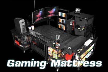 Bauhutte, ที่นอนสำหรับเล่นเกม, Gaming Mattress