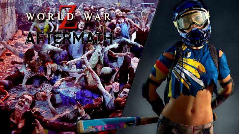 World War Z: Aftermath, 60fps, 4K, PlayStation 5, Xbox Series