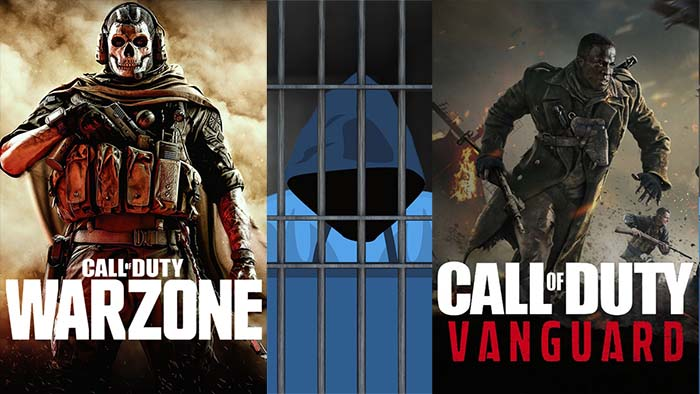 Call of Duty: Warzone Banned, Call of Duty: Vanguard Banned