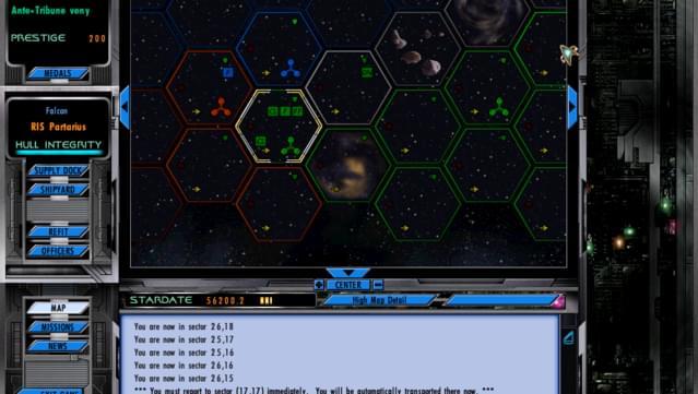 Six Classic Star Trek GOG, Star Trek: Starfleet Command III