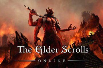 Elder Scrolls Online, Deadlands DLC, Blackwood, Mehrunes Dagon