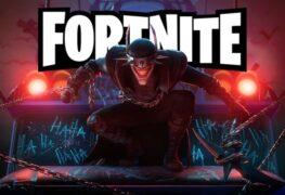 Fortnite, DC Comics, The Batman Who Laughs