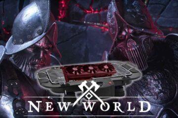 New World, Amazon Game, RTX 3090