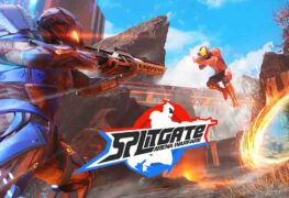 Splitgate, Halloween Event, Spookygate, 1047 Games