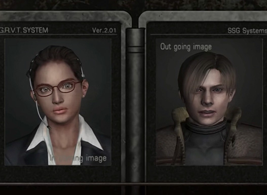 Resident Evil 4 VR, Oculus Quest 2, Dialogue Censored, Hunnigan