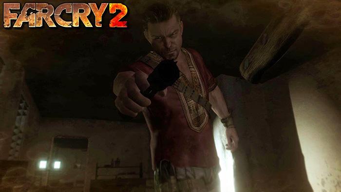 Far Cry, Far Cry 2, The Jackal, Jack Carver