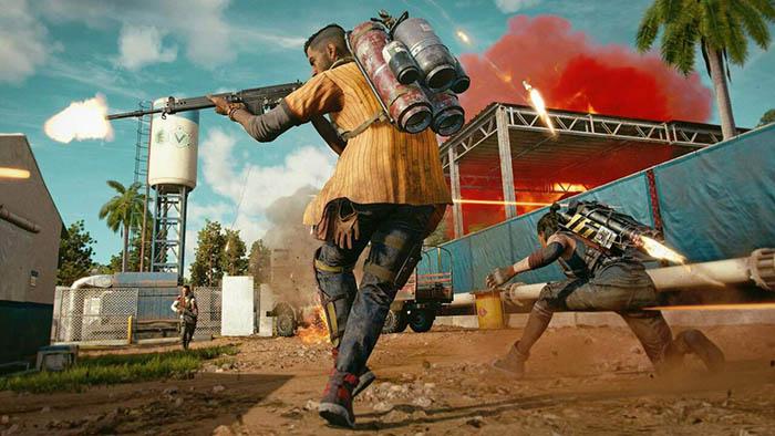 Far Cry 6, Far Cry 6 Multiplayer, Far Cry 7 Multiplayer, QR Code